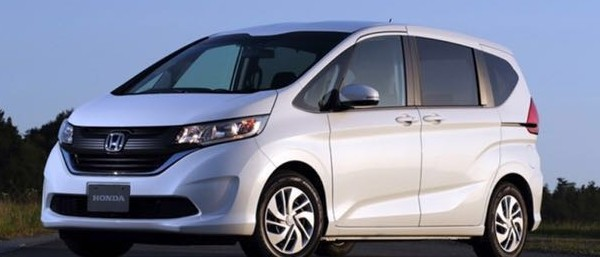 Honda Freed Hybrid 2018 full