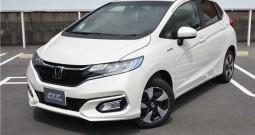 Honda Fit Hybrid 2018
