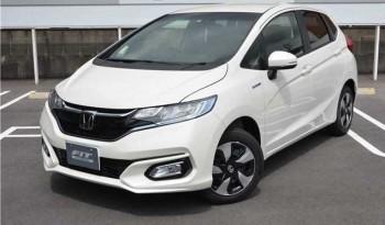Honda Fit Hybrid 2018 full